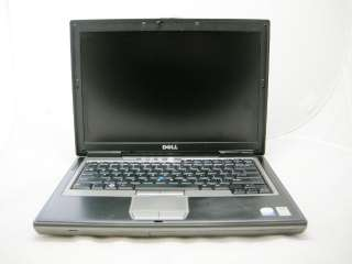 Dell Latitude D630 Intel Core 2 Duo 2.4GHz 2GB RAM 80GB XP WiFi DVD RW