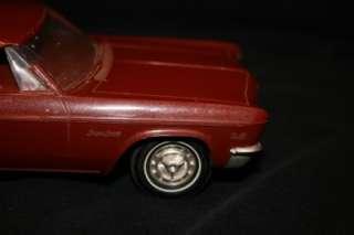Vintage 1966 Chevrolet Impala SS Promo Radio AMT? Transistor