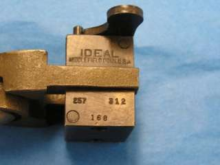 Ideal Lyman 257312 Bullet Mold Mould 25 Cal 85Gr. Gas Check