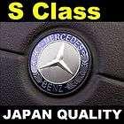 Mercedes Blue Logo S Class Steering Wheel Emblem Horn B (Fits 1996