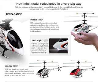 4CH RC Helicopter Remote Control airplane TOYS F27 MJX 4 Channel