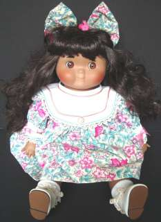 Dolly Dingle Brown Skinned Doll AA Bette Ball 339/500 Rare 1993