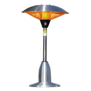 Fire Sense 1,500 Watt Tabletop Halogen Patio Heater 60403 at The Home