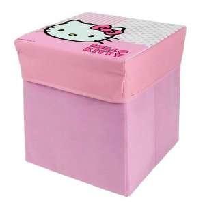 Sanrio Aufbewahrungsbox und Hocker Hello Kitty  Spielzeug