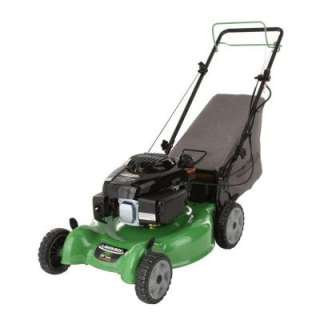 how to start a lawn boy mower