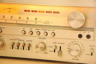 Classic PIONEER SX 1050 stereo receiver Works Nice Shape