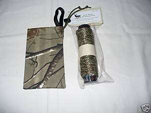 DEER DRAG HANDLE w/ CAMO ROPE & CAMO BAG HUNTING DRAGS
