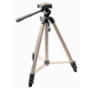 travel tripod 4 description 3 way pan head with bubble level and quick