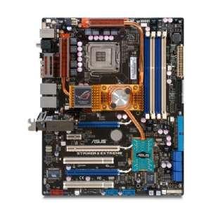 Asus Striker II Extreme Motherboard   nForce 790i SLI, Socket 775, PCI