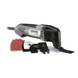 Dremel Multi Max 2.3 Amp Oscillating Tool Kit MM20 02H at The Home