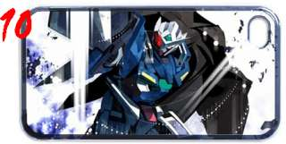 Gundam Anime Fans iPhone 4 Hard Case
