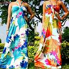 NEW Evening/Cocktail Women Strapless Halter Long Dress Size Sz M   XXL