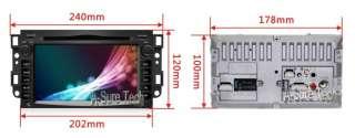 Autoradio DVD GPS NAVI Chevrolet CAPTIVA EPICA LOVA SPARK DVB T USB CD