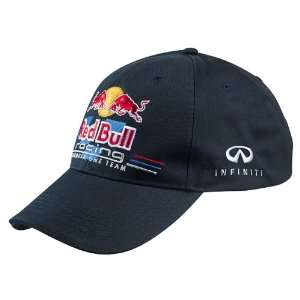 Red Bull Racing Race Team Cap navy Vettel Formel 1 Team