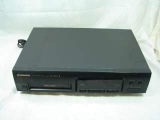 Pioneer 6 CD Compact Disc Player Changer PD M406