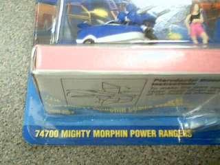 GALOOB MICRO MACHINES MIGHTY MORPHIN POWER RANGERS #5 PINK RANGER~NEW