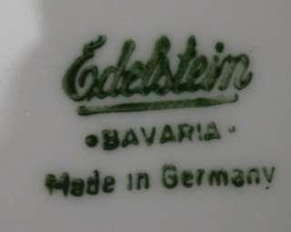 Edelstein Bavaria Teller BERLIN Andenkenporzellan