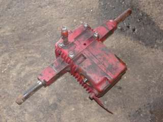 Wheel Horse GT 14 Tractor Transaxle