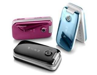 UNLOCKED SONY ERICSSON Z610 Mobile Cell Phone BLACK NEW