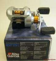 ABU GARCIA AMBASSAD REVO STX L 6.41 RATIO LEFT HAND BAITCAST REEL