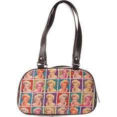 Marilyn Monroe Signature Product Marliyn Monroe Bowling Bag M2113