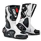 Sidi Vortice Vernice Red/White Sport on Road Motorcycle Boots 9.5/43