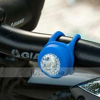 Safety Cycling Bike Bicycle Head Handlebar Rear Wheel Spoke LED