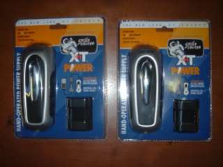 EMERGENCY POWER LIGHT CELL PHONE CHARGER ~2~FOR~1~SALE~