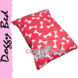 Big Pet Dog Bed Pillow Cushion   Two Sizes   Small / XL