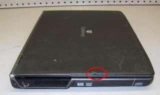 GATEWAY MT6840 LAPTOP CORE DUO 2GHz/ 512MB/ 60GB/ WIRELESS