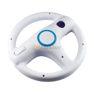 NEW STEERING WHEEL FOR Wii MARIO KART RACING GAME US