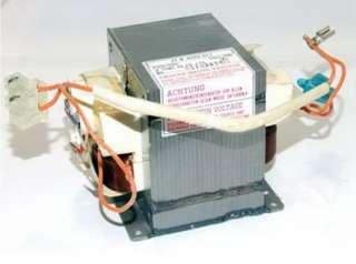 Transformator Mikrowellentrafo H.V.Transformer JN N 80S