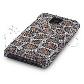 Funda Carcasa LG Optimus 2x p990 DIAMANTES BRILLANTES