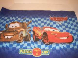 Cars Movie Standard Pillow Case NICE
