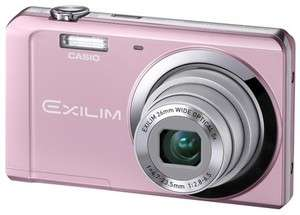 Casio EX ZS5 14MP Pink Digital Camera + Free 2GB /Case 79767494735