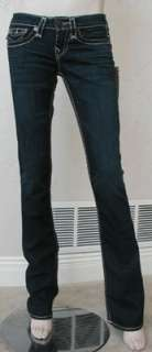 NWT True Religion Becky super T jeans in Retribution