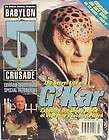 Babylon 5 Official Magazine Vol 2 #18  British