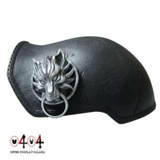 FF7 Cloud wolf head Shoulder Armor Scapula cosplay