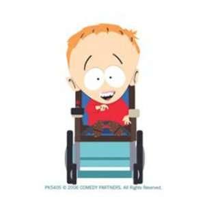 South Park   Schlüsselanhänger Timmy (in 4 cm x 9 cm)