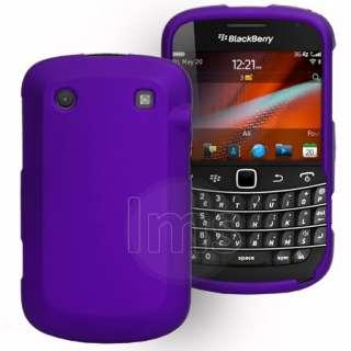Magic Store   Purple Hybrid Hard Case Cover For Blackberry Bold 9900