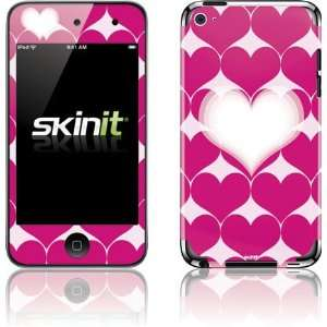 Skinit Heart Beat Vinyl Skin for iPod Touch (4th Gen)
