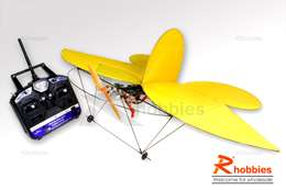 3Ch RC EP R/c Carbon Fiber IFO Indoor Flyer ARF Plane