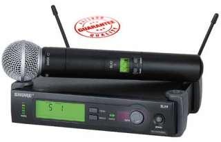 Shure Lx Wireless Microphone System : shure lx sm58 wireless handheld microphone system lx4 t2 58 cc ~ Hamham.info Haus und Dekorationen