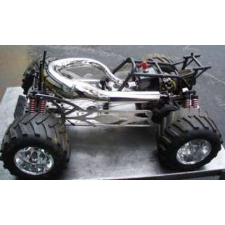 FG MONSTER TRUCK TUNED PIPE SYSTEM L/Jet Pro