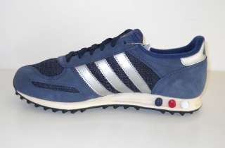 SCARPE DONNA 36 ADIDAS LOS ANGELES LA TRAINER BLU