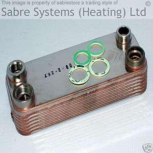 Vokera Excell combi domestic heat exchanger 7140