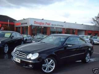 2006 Mercedes Benz CLK 200 CDi Avantgarde Coupe DIESEL