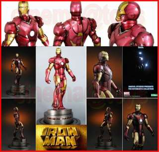 MARVEL IRON MAN MARK 3 STATUE LUCI KOTOBUKIYA 30CM RARA