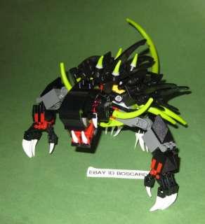 LEGO ATLANTIS 8079 GUARDIAN BEAST SHADOW SNAPPER NEW