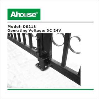 24VDC Electric Gate Drop Down Bolt Lock for Swing Gates